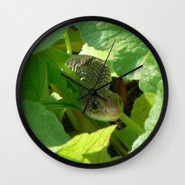 Radish snake..... Wall Clock