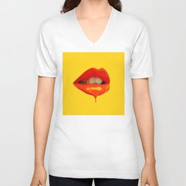 Mommy's Makeover Unisex V-Neck