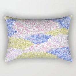 Fields Of Hydrangeas Rectangular Pillow