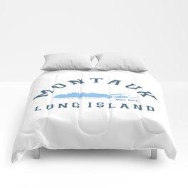 Montauk -Long Island. Comforters