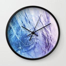 Pensée (thought) By GEN Z Wall Clock