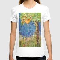 fireflies T-shirts featuring Fireflies by Debydear