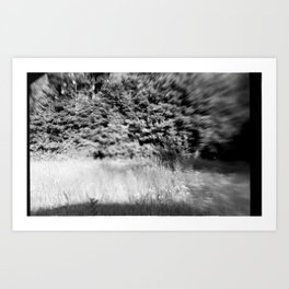 Indiana landscape series: Art Print