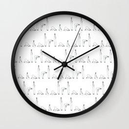 Salah (Prayer) Wall Clock