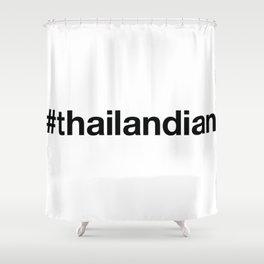 THAILAND Shower Curtain
