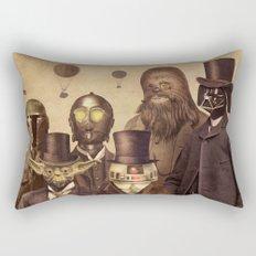 Victorian Wars  Rectangular Pillow