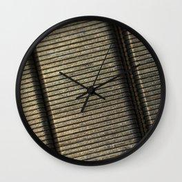 Office Supplies Wall Clock