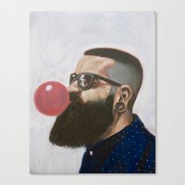 The Barber's Crew II Canvas Print