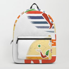Theater actor clown vintage Backpack