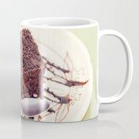 dessert Mugs featuring dessert by iokk