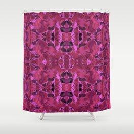 Berikat Batik Shower Curtain