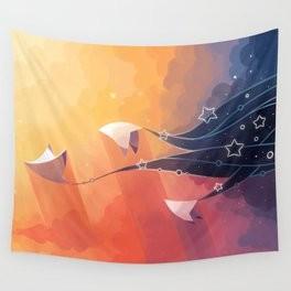 Nightbringer Wall Tapestry