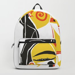 Picasso - Woman's head #2 Backpack