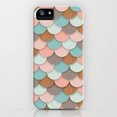 Scallops iPhone (5, 5s) Slim Case