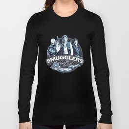 Smugglers Three Long Sleeve T-shirt
