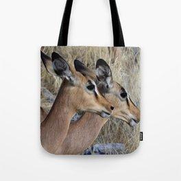 Impala Double Tote Bag