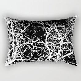 Trees I Rectangular Pillow