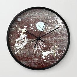 Eye of the Hand Wall Clock