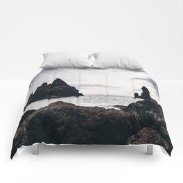 Ocean visit Comforters