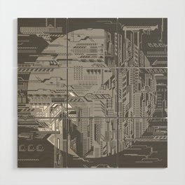 systems Wood Wall Art