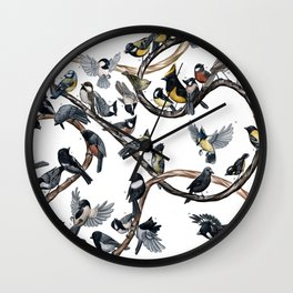 Tits of the World Wall Clock