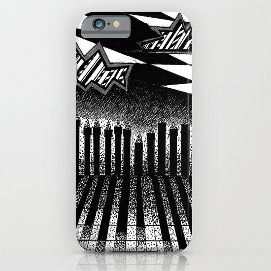 descending of night at the factory iPhone & iPod Case