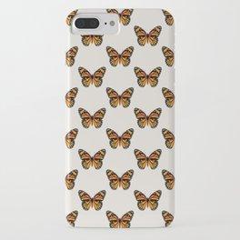 Monarch Butterfly Pattern | Vintage Butterfly Pattern | iPhone Case