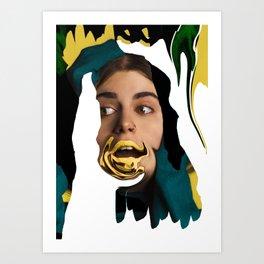 Collage 01 Art Print