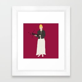 Prophecy Girl Framed Art Print