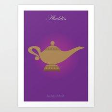 Aladdin | Fairy Tales Art Print