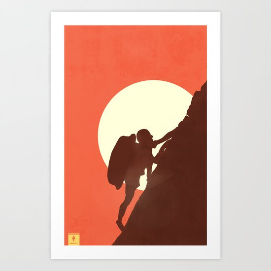Appalachian Completion  Art Print
