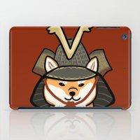 shiba inu iPad Cases featuring Shiba Inu by Lottie