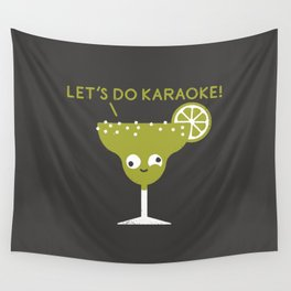 Marge in Charge Wall Tapestry