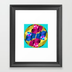 sweet pain Framed Art Print