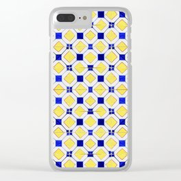 StoryTile Porto,Portugal Clear iPhone Case