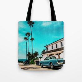California dreaming x Tote Bag