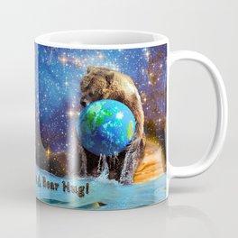 Give Planet Earth A Bear Hug! Coffee Mug