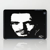 johnny depp iPad Cases featuring Johnny Depp by Kunooz