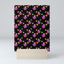 Planet Chibi Mini Art Print