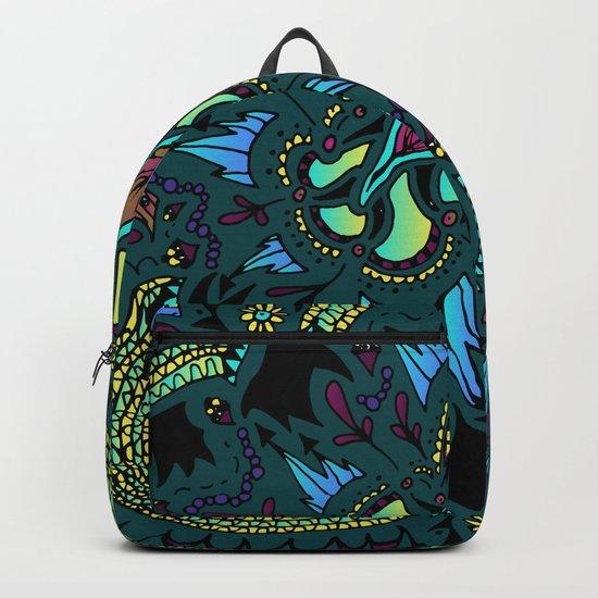 Zentangle #2 Backpack