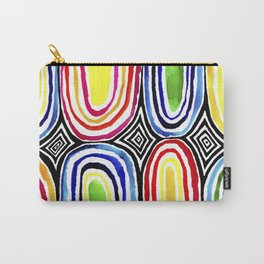 Tribal Gem Carry-All Pouch