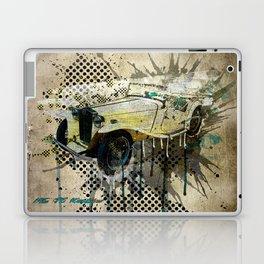 MG TC Roadster Laptop & iPad Skin