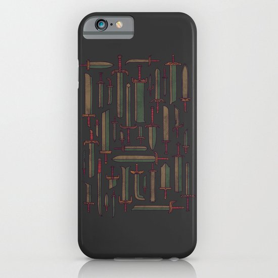 Bunch of Blades iPhone & iPod Case