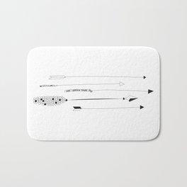 Arrows Bath Mat