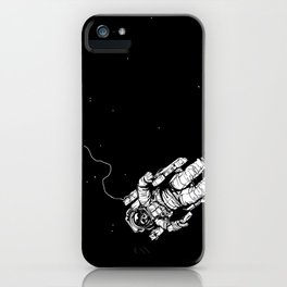 Lost in Eternity iPhone Case