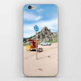 Mongolia1 iPhone Skin