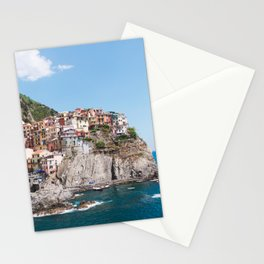 Cinque Terre | Italy City Travel Landscape Coastal Photography Stationery Cards