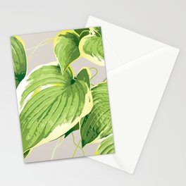 Ficus Plant 2 Stationery Cards