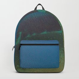 Lake Hawea lake wakatipo blue crystal clear panorama blue vertical_ Backpack