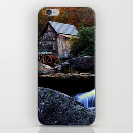 Old Grist Mill iPhone Skin